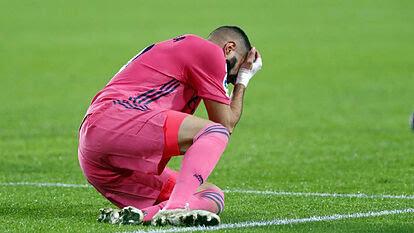 Benzema se perderá el trascendental partido contra el Villareal